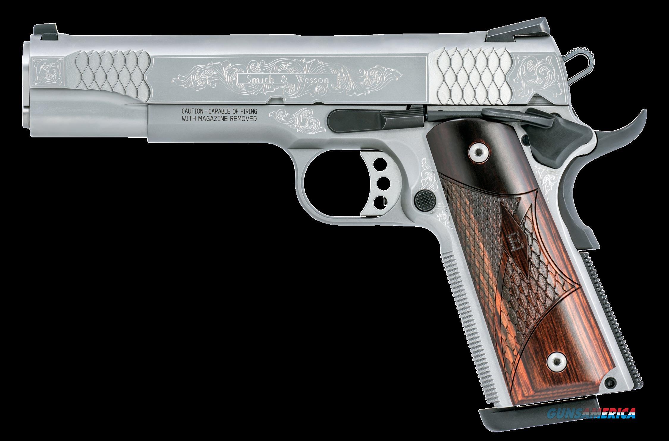 Smith & Wesson 1911, S&w M1911     10270  45 Eng  5        Ss  Guns > Pistols > 1911 Pistol Copies (non-Colt)