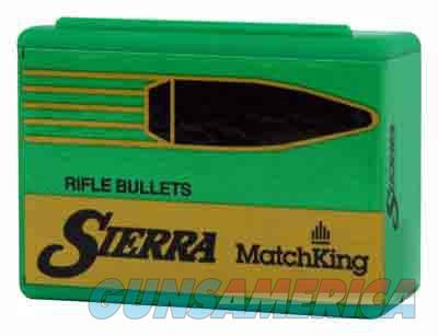 Sierra Bullets .22 Cal .224 - 77gr Hpbt W-cannelure 50ct  Guns > Pistols > 1911 Pistol Copies (non-Colt)