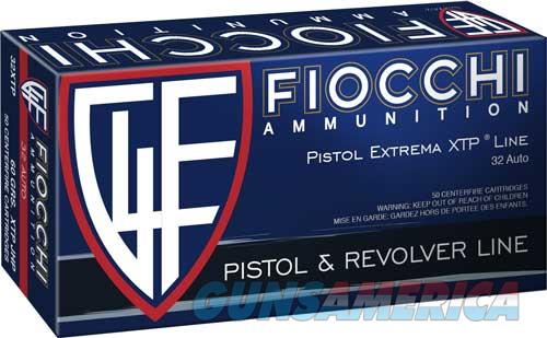 Fiocchi Extrema, Fio 32xtp     32acp       60 Xtp    50-10  Guns > Pistols > 1911 Pistol Copies (non-Colt)