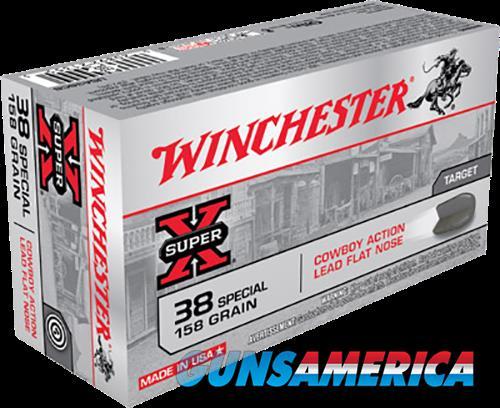 Winchester Ammo Usa, Win Usa38cb   38         158 Ld      50-10 Cowboy  Guns > Pistols > 1911 Pistol Copies (non-Colt)