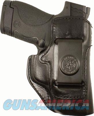 Desantis Inside Heat Holstr Rh - Iwb Leather Ruger Sec 9 Blk  Guns > Pistols > 1911 Pistol Copies (non-Colt)