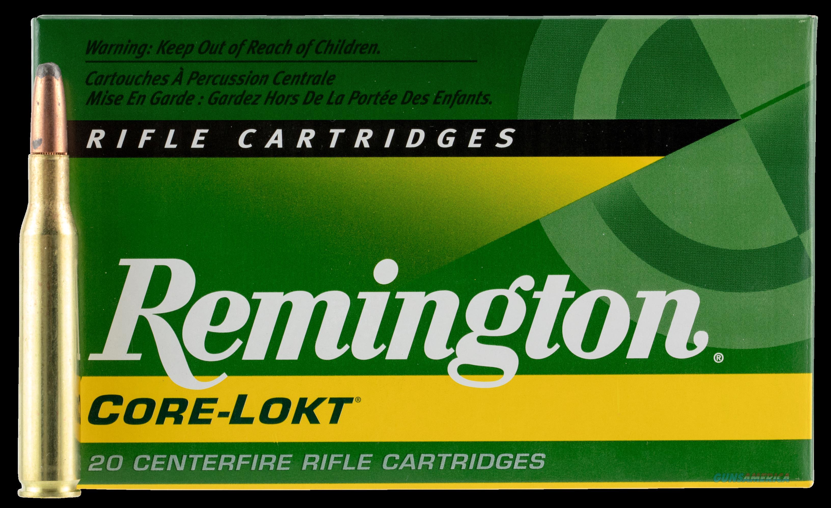 Remington Ammunition Core-lokt, Rem 27810 R270w4  270 Win  150 Spcl    20-10  Guns > Pistols > 1911 Pistol Copies (non-Colt)