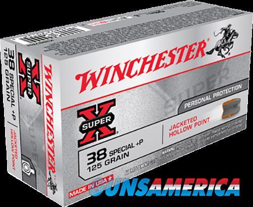 Winchester Ammo Super-x, Win X38s7ph   38sp+p  125 Jhp       50-10  Guns > Pistols > 1911 Pistol Copies (non-Colt)