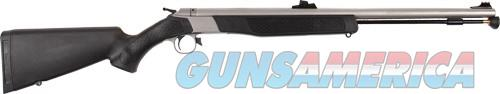 Cva Wolf Northwest Rifle .50 - Ss-black Syn. W-sights M-cap  Guns > Pistols > 1911 Pistol Copies (non-Colt)
