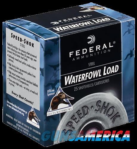 Federal Speed-shok, Fed Wf143bbb      Spdshk 12 3in 11-8      25-10stl  Guns > Pistols > 1911 Pistol Copies (non-Colt)