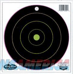 B-c Target Dirty Bird 8 Multi - -color Bull's-eye 20 Targets  Guns > Pistols > 1911 Pistol Copies (non-Colt)