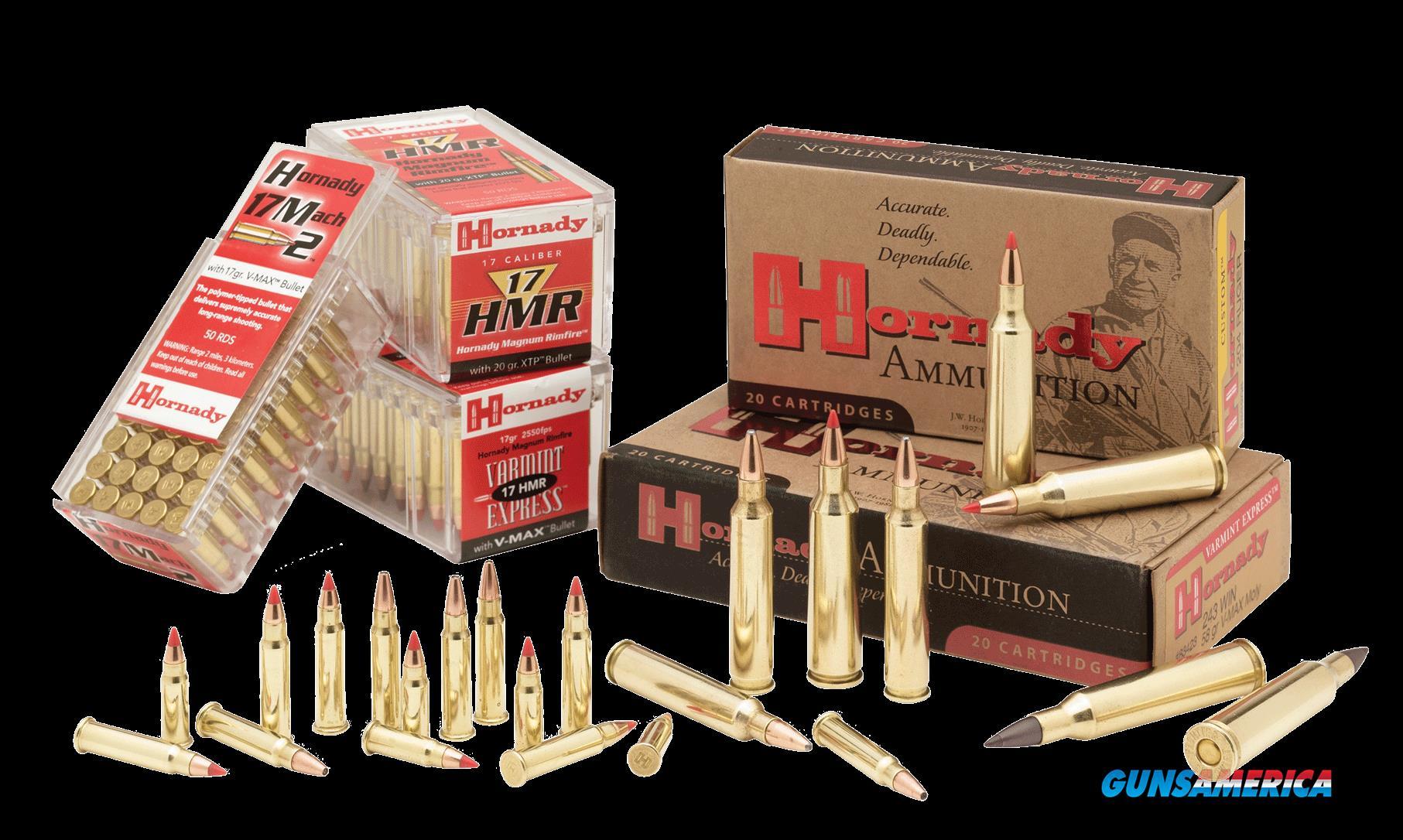 Hornady Varmint Express, Horn 83171 17hmr    15.5 Ntx     50-40  Guns > Pistols > 1911 Pistol Copies (non-Colt)