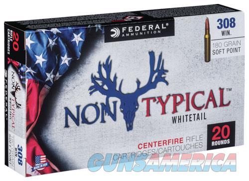 Federal Non-typical, Fed 308dt180  308  180 Nontyp Sp      20-10  Guns > Pistols > 1911 Pistol Copies (non-Colt)