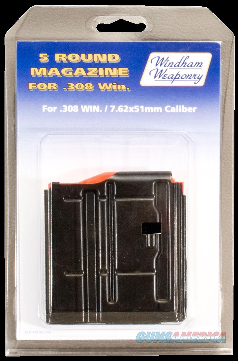 Windham Weaponry Replacement Magazine, Wind Pk5rd308 Clam        Mag 308               5r  Guns > Pistols > 1911 Pistol Copies (non-Colt)