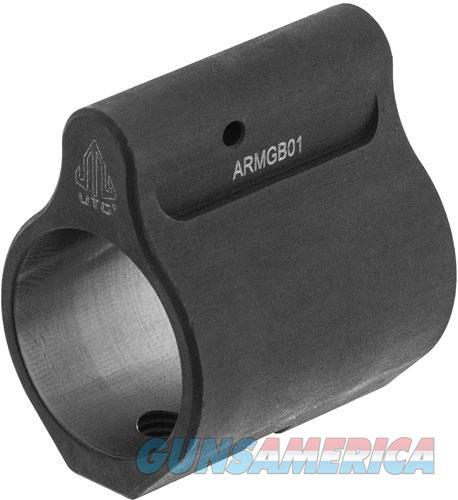 Utg Ar-15 Micro Gas Block - .750 Steel Matte Black  Guns > Pistols > 1911 Pistol Copies (non-Colt)