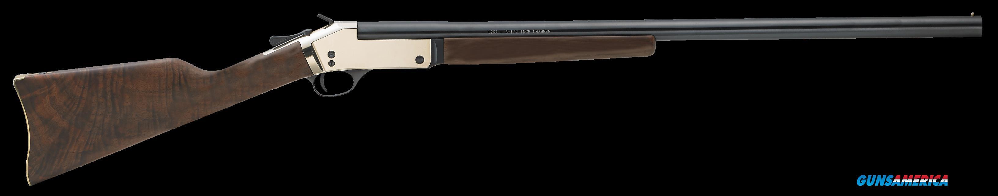 Henry Single Shot, Henry H015b12   Single Shot 12ga  Brass  Guns > Pistols > 1911 Pistol Copies (non-Colt)