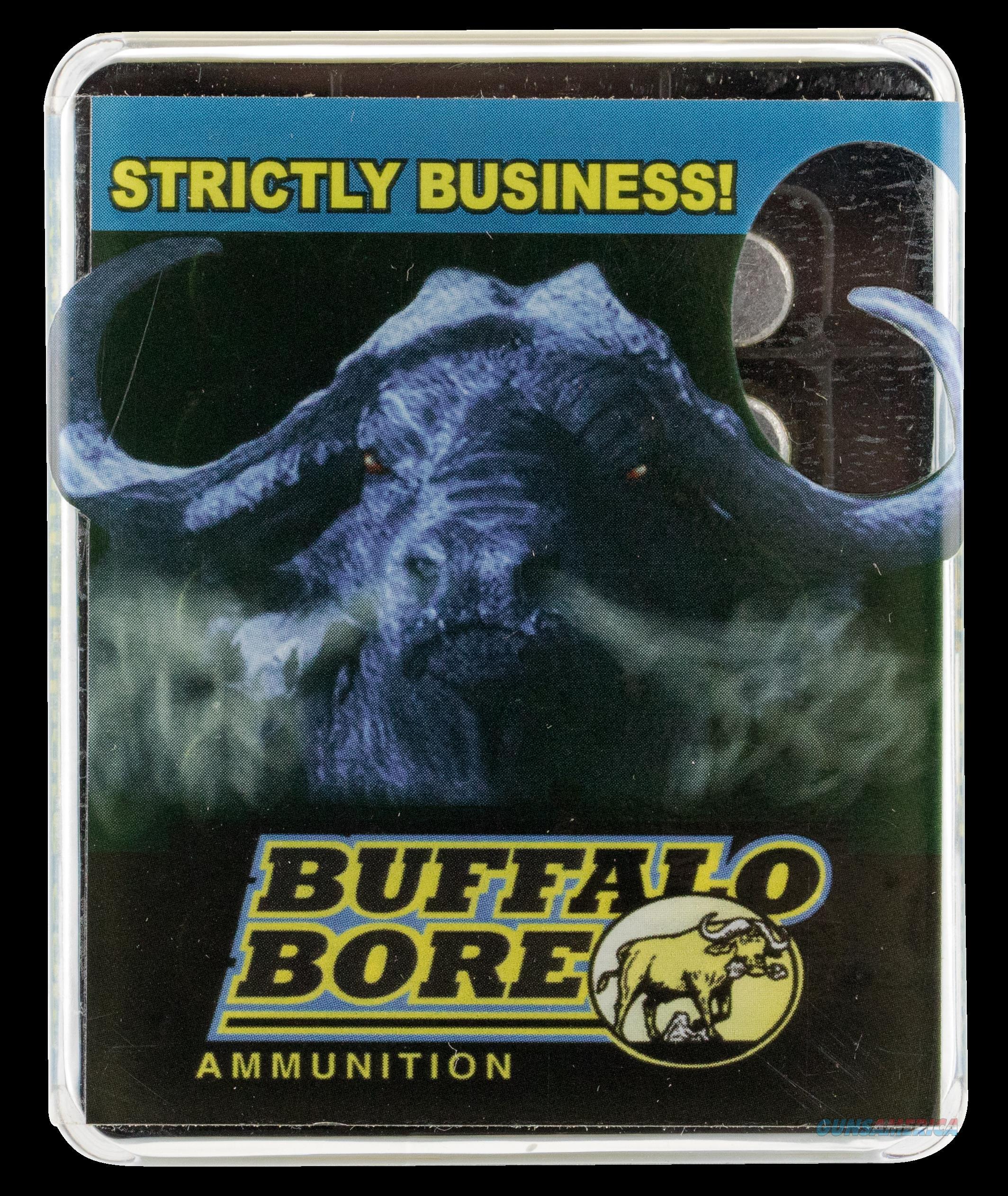 Buffalo Bore Ammunition Heavy, Bba 16b-20 41rm 230g Hrd Cst Swc 20-12  Guns > Pistols > 1911 Pistol Copies (non-Colt)