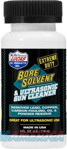 Lucas Oil Extreme Duty Bore Solvents 4oz  Guns > Pistols > 1911 Pistol Copies (non-Colt)