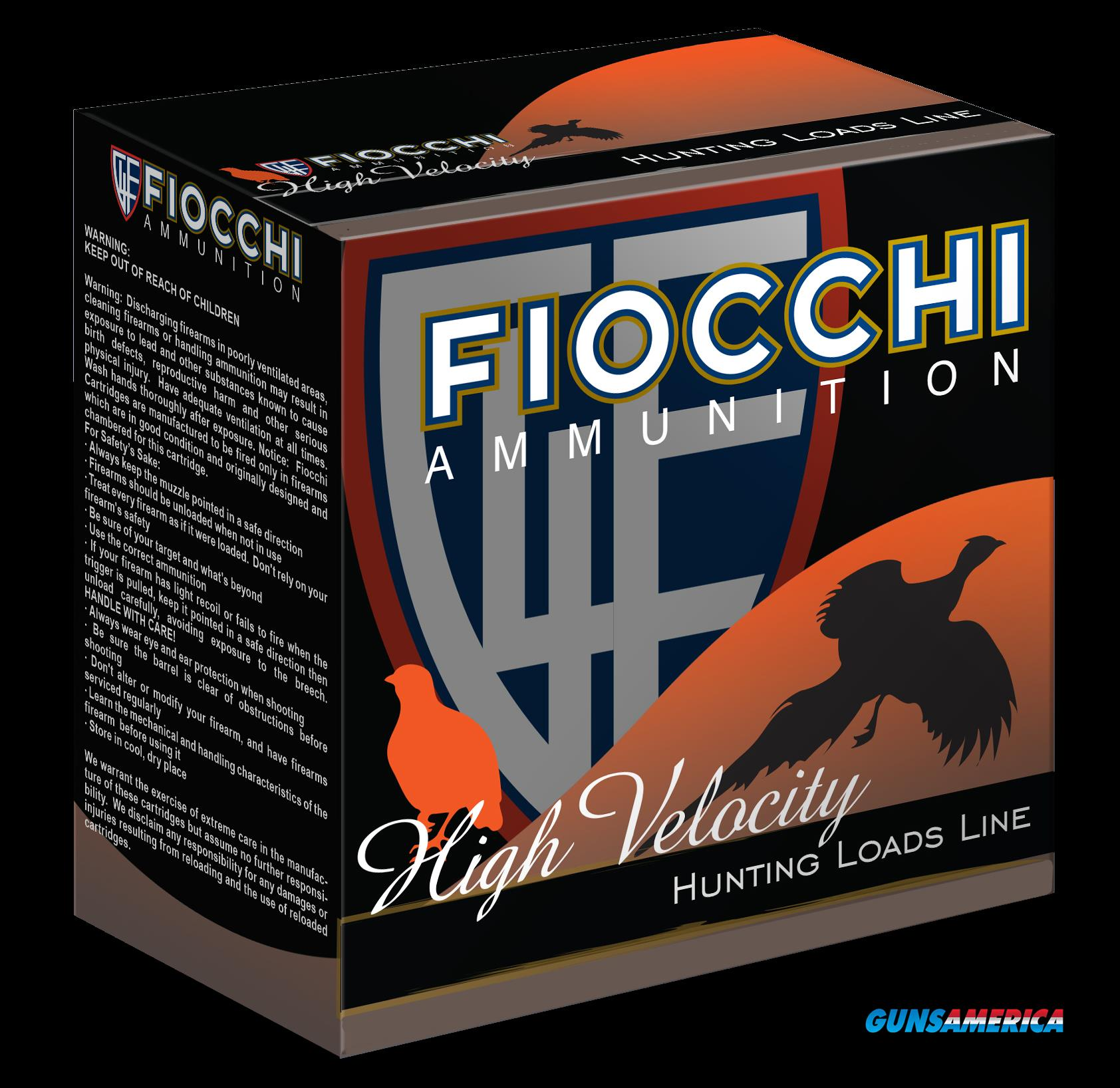 Fiocchi Shooting Dynamics, Fio 12hv75    High Vel      11-4  25-10  Guns > Pistols > 1911 Pistol Copies (non-Colt)