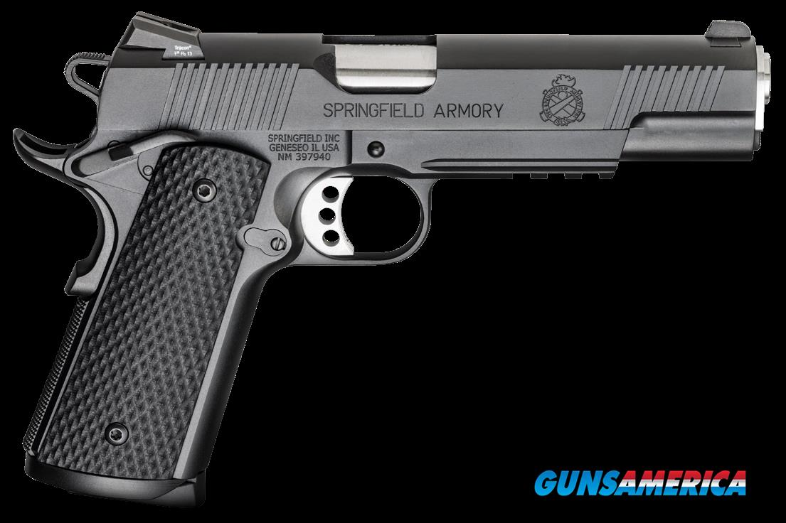 Springfield Armory 1911, Spg Px9105ml18     45 Loaded Opr   Rng Bag Odg-blk  Guns > Pistols > 1911 Pistol Copies (non-Colt)