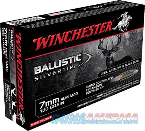 Winchester Ammo Ballistic Silvertip, Win Sbst7         7mm    150blst 20-10  Guns > Pistols > 1911 Pistol Copies (non-Colt)