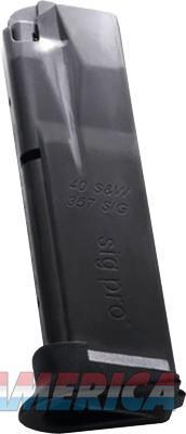 Sig Magazine Sp2022 .40sw- - .357sig 12-rounds Black  Guns > Pistols > 1911 Pistol Copies (non-Colt)