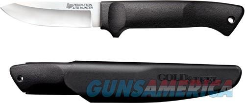 Cold Steel Pendleton Lite - Hunter 3.58 Plain Edge Blade  Guns > Pistols > 1911 Pistol Copies (non-Colt)