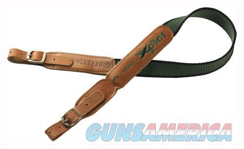 Beretta A400 Xplor Sling - Leather-web Xplor Logo  Guns > Pistols > 1911 Pistol Copies (non-Colt)