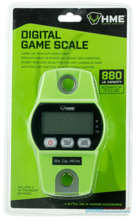 Hme Game Scale, Hme Scale         800lb Digital Hanging Scale  Guns > Pistols > 1911 Pistol Copies (non-Colt)