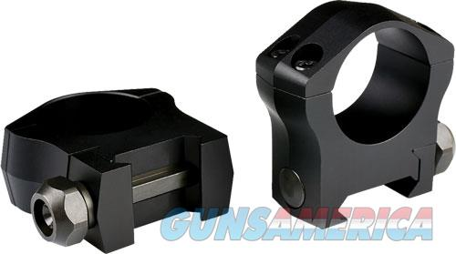 Warne Rings Mountain Tech 1 - Medium Matte  Guns > Pistols > 1911 Pistol Copies (non-Colt)