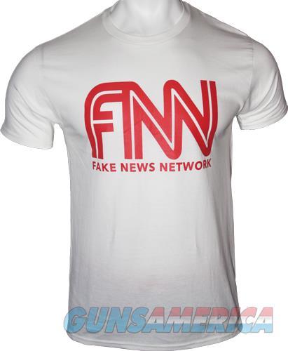 Gi Men's T-shirt Trump Fake - News Network Large White  Guns > Pistols > 1911 Pistol Copies (non-Colt)