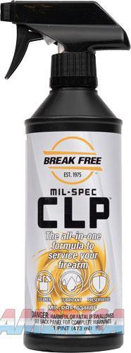 Break-free Clp 1 Pint Spray - Bottle  Guns > Pistols > 1911 Pistol Copies (non-Colt)