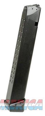 Sgm Tactical Magazine Glock - 9mm Luger 33-rds Black Polymer  Guns > Pistols > 1911 Pistol Copies (non-Colt)