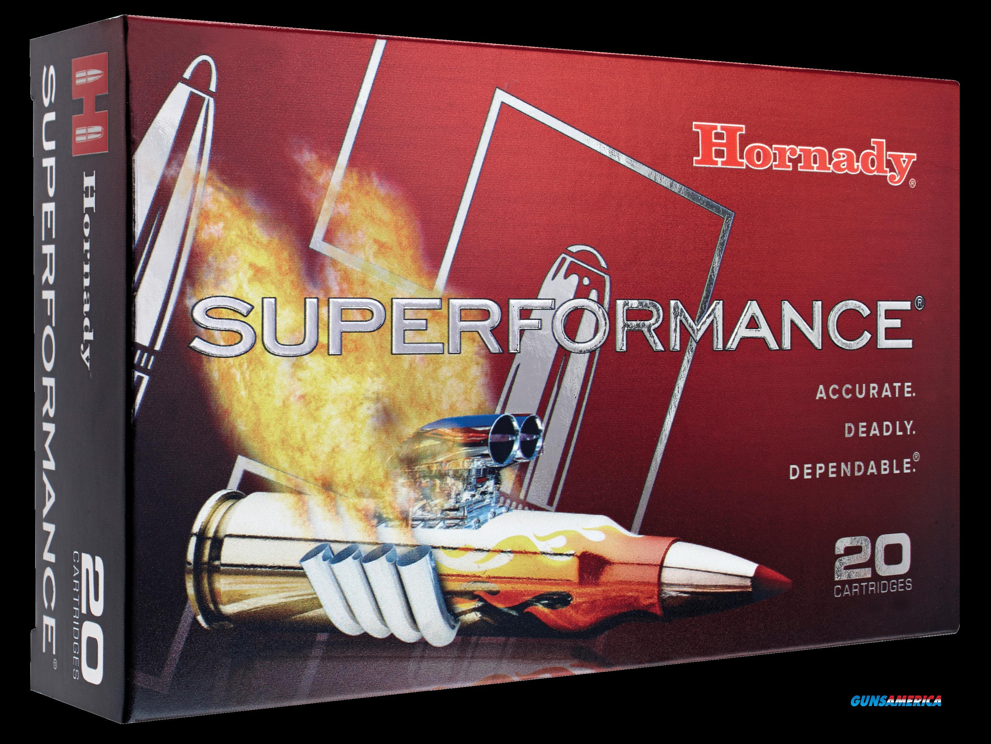 Hornady Superformance, Horn 80983 308 Win 165 Sst Sf    20-10  Guns > Pistols > 1911 Pistol Copies (non-Colt)