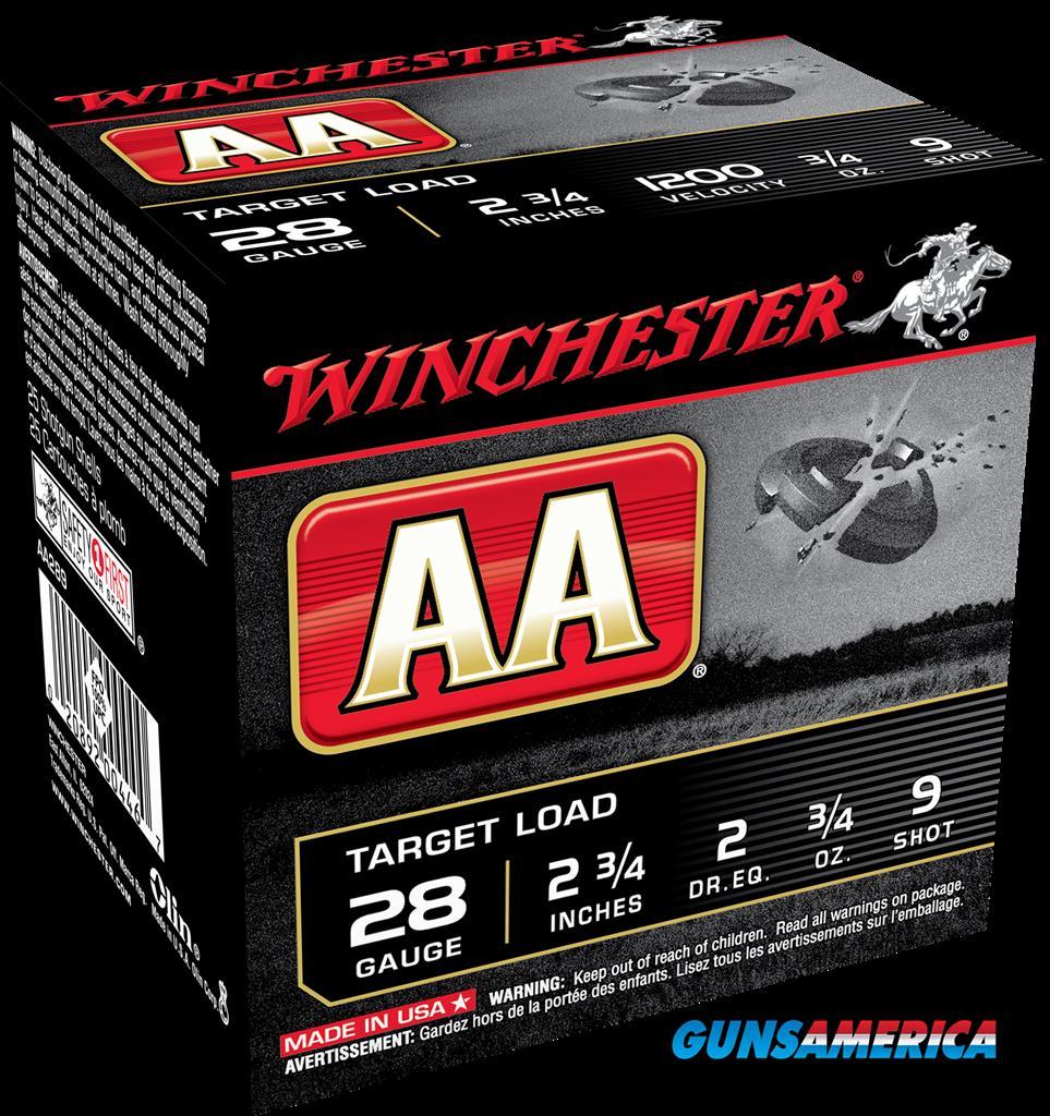 Winchester Ammo Aa, Win Aa289      Aa Target    3-4  25-10  Guns > Pistols > 1911 Pistol Copies (non-Colt)