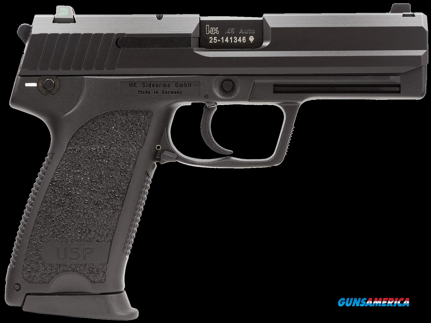Hk Usp45, Hk 81000323       Usp45 Ns    45      12r  Guns > Pistols > 1911 Pistol Copies (non-Colt)