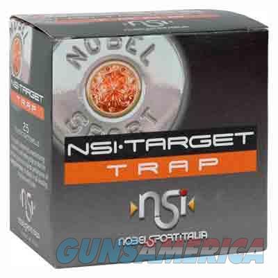 Nobelsport Ammo 20ga. 2.75 - 1210fps. 7-8oz. #8 25-pack  Guns > Pistols > 1911 Pistol Copies (non-Colt)
