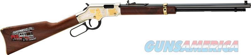 Henry Golden Boy Firefighter Tribute Ed. .22 S-l-lr  Guns > Pistols > 1911 Pistol Copies (non-Colt)