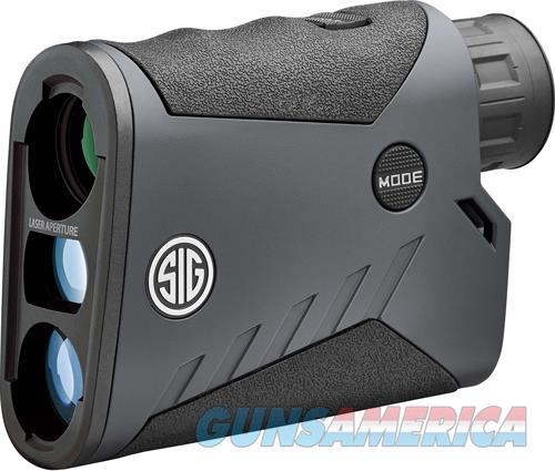 Sig Sauer Electro-optics Kilo Bdx, Sig Sok10602   Kilo1000bdx Laser Ranfind  5x20 Blk  Guns > Pistols > 1911 Pistol Copies (non-Colt)