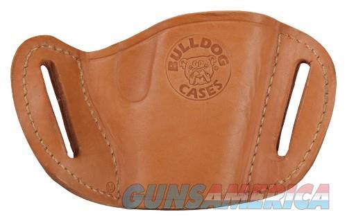 Bulldog Belt Slide Holster Tan - Rh Large Frame Autos  Guns > Pistols > 1911 Pistol Copies (non-Colt)