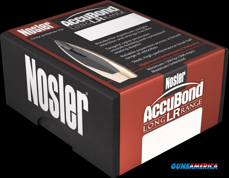 Nosler Trophy Grade, Nos 60091    6.5crd       129 Accubond Lr    20-10  Guns > Pistols > 1911 Pistol Copies (non-Colt)