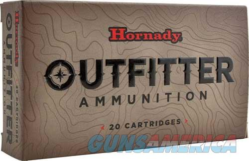Hornady Outfitter, Horn 80986 Outfitter 308 Win 165 Gmx Otf     20-10  Guns > Pistols > 1911 Pistol Copies (non-Colt)