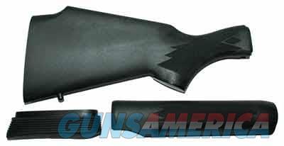 Rem 870 12ga. Monte Carlo - Stock & Forearm Black Syn  Guns > Pistols > 1911 Pistol Copies (non-Colt)