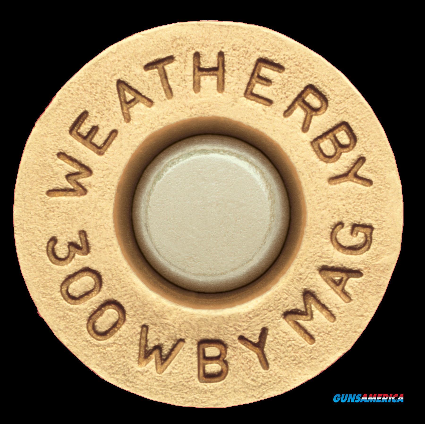 Weatherby Unprimed Brass, Wthby Brass300  Up Brass 300wby    20  Guns > Pistols > 1911 Pistol Copies (non-Colt)