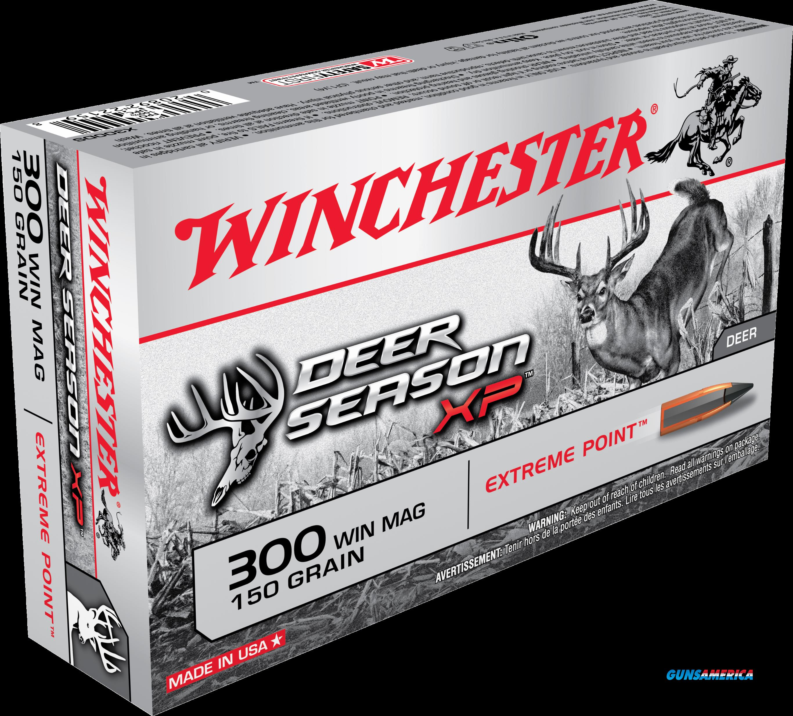 Winchester Ammo Deer Season Xp, Win X300ds  Deer  300win 150ep   20-10  Guns > Pistols > 1911 Pistol Copies (non-Colt)