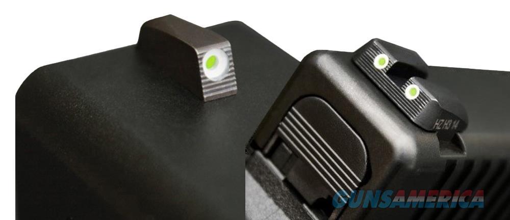 Hiviz Tritium Nitesight Set, Hiviz Gln129   Nitesight Glk F&r 6.9mm  Guns > Pistols > 1911 Pistol Copies (non-Colt)