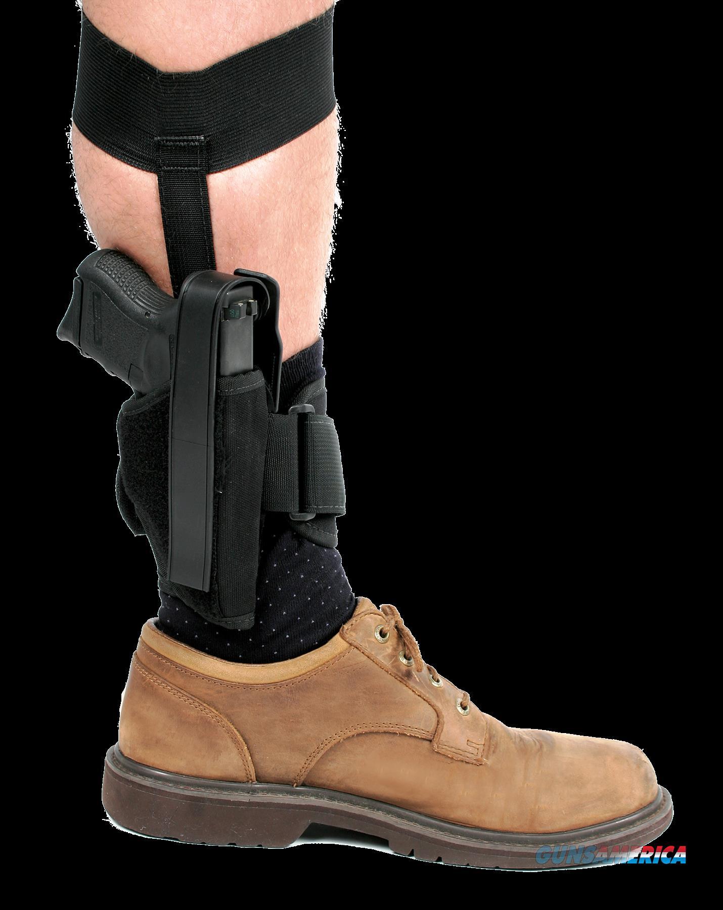 Blackhawk Ankle, Bhwk 40ah12bkr Cqc Ankle Holster Sz 12  Guns > Pistols > 1911 Pistol Copies (non-Colt)