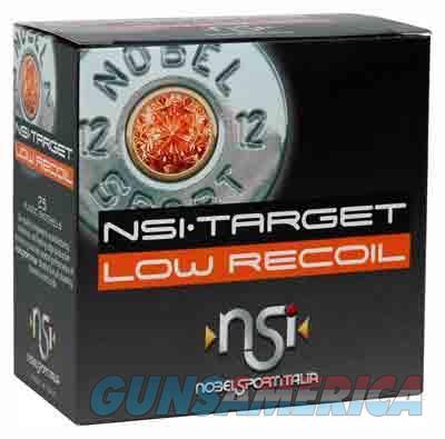 Nobelsport Ammo Low Recoil - 12ga. 1200fps. 1oz. #9 25-pack  Guns > Pistols > 1911 Pistol Copies (non-Colt)
