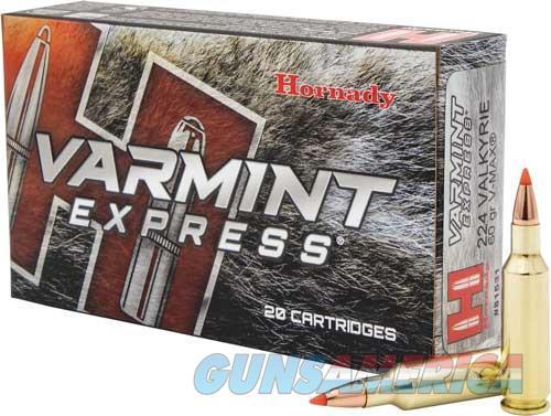 Hornady Varmint Express Ammo 6.5 Cr 95gr V-max 20rd  Guns > Pistols > 1911 Pistol Copies (non-Colt)