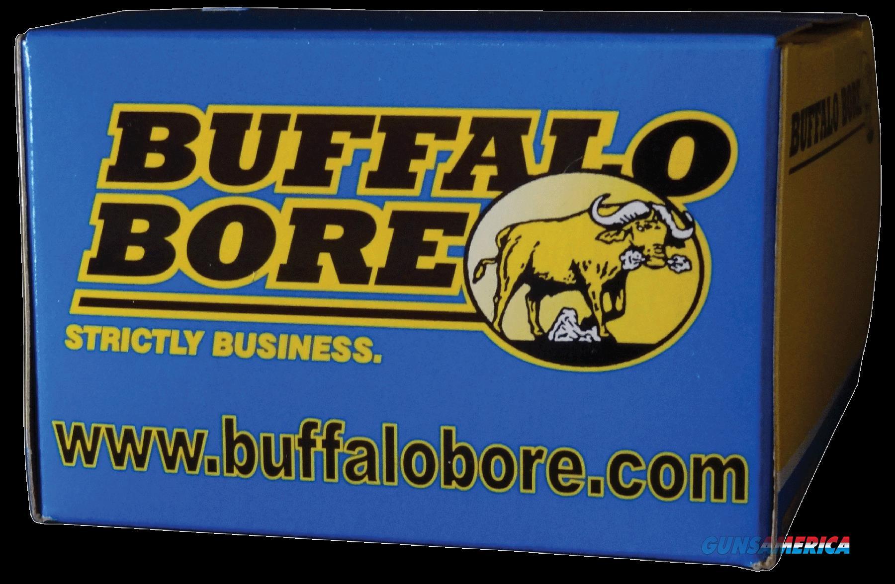 Buffalo Bore Ammunition Heavy, Bba 9b-20 444mar 300g Jfn        20-12  Guns > Pistols > 1911 Pistol Copies (non-Colt)