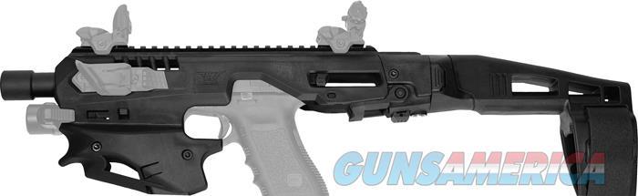 Caa Mck Micro Conversion Kit - Glock 9-40 W-brace Black  Guns > Pistols > 1911 Pistol Copies (non-Colt)