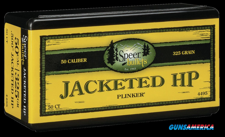 Speer Bullets Handgun, Speer 4495 Bull .500 325 Hp         50  Guns > Pistols > 1911 Pistol Copies (non-Colt)