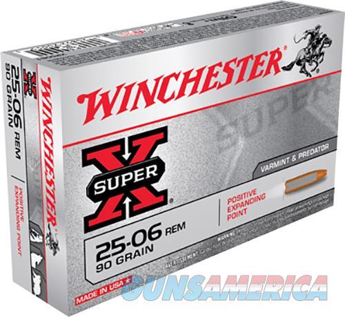 Winchester Ammo Super-x, Win X25061        2506    90pep  20-10  Guns > Pistols > 1911 Pistol Copies (non-Colt)