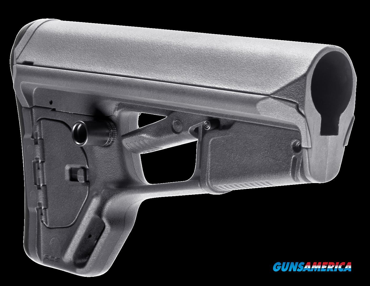 Magpul Industries Corp Acs-l, Magpul Mag378-gry Acs-l Carbine Stock Mil-spec  Guns > Pistols > 1911 Pistol Copies (non-Colt)