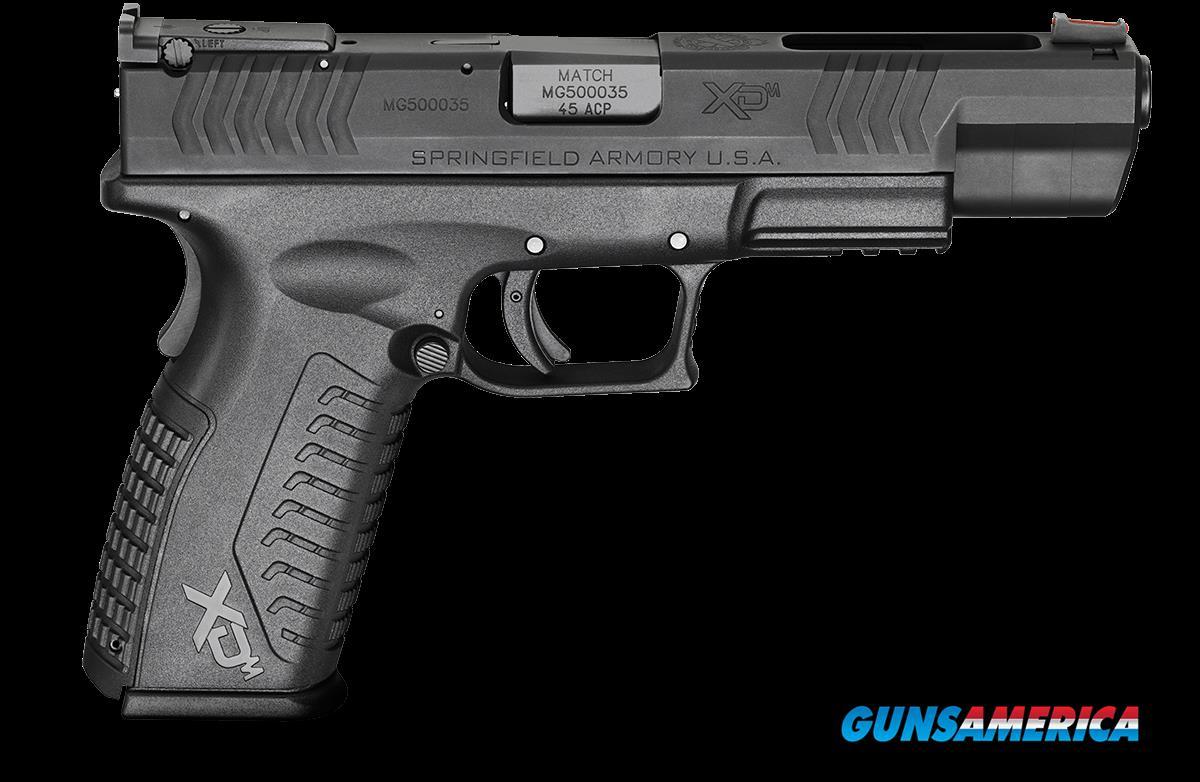 Springfield Armory Xd-m, Spg Xdm952545be    45          5.25        Blk 10r  Guns > Pistols > 1911 Pistol Copies (non-Colt)